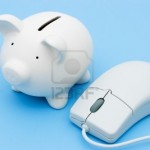 1647288-a-piggy-bank-with-a-mouse-on-a-light-blue-background